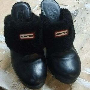HUNTER winter booties